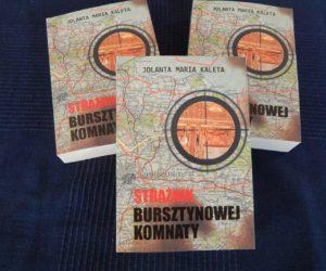 Promocja powieści Strażnik Bursztynowej Komnaty/ Wrocław, Empik-Renoma