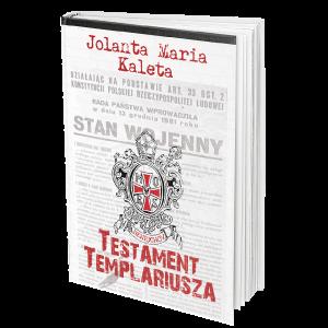 testament templariusza/ księga henrykówska/ klasztor cystersów/ stan wojenny/ pinior/ frasyniuk